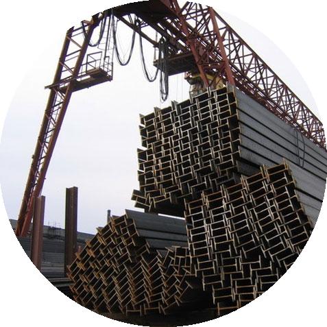 Отгрузка металлопроката со склада на Каширской-3