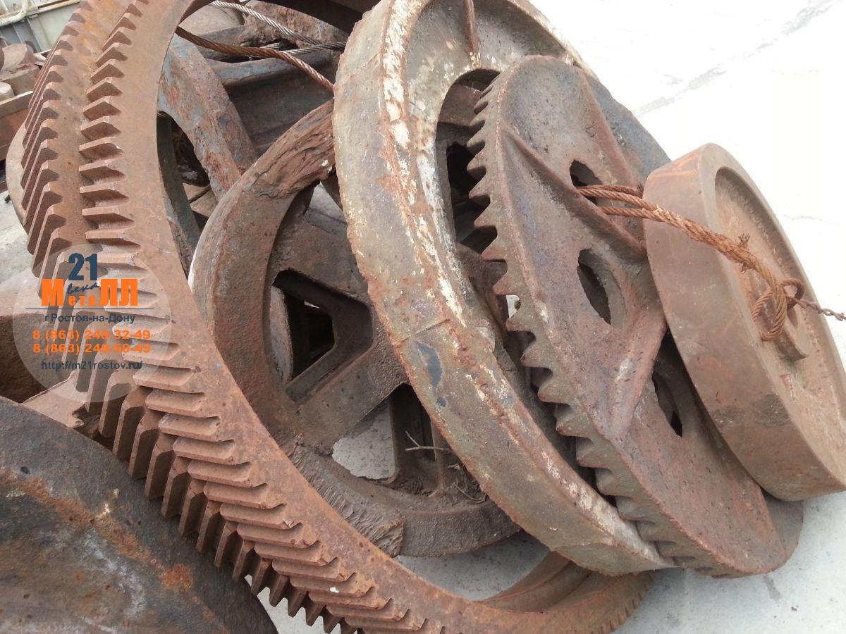 венец зубчатого колеса